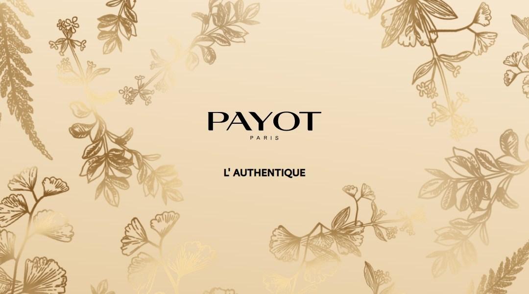 L'AUTHENTIQUE Soin or régénérant Payot