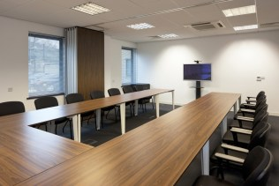 Image of The Order of St Johns Trust training room