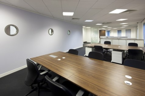 Image of The Order of St Johns Trust meeting room