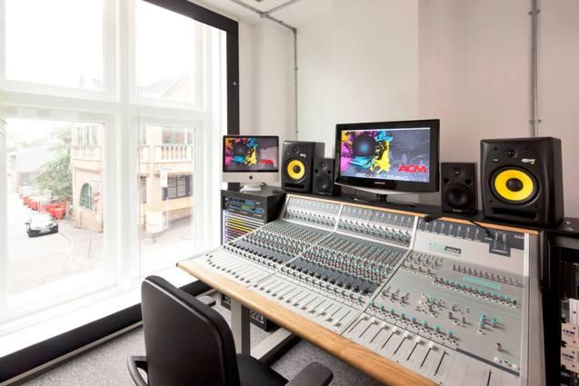 ACM_Studio_Mixing_Desk_Installation