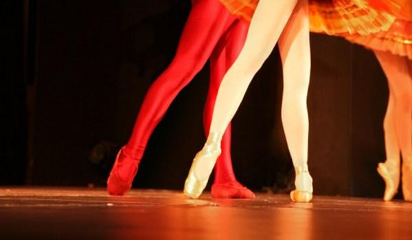 Image of professional dance studio