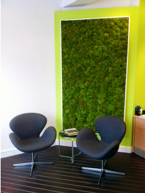 Picture of Living Walls - Interior Graphics, Decal & Signage