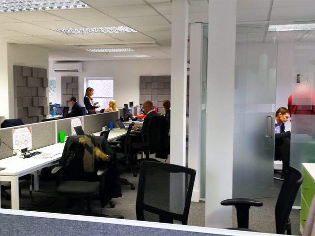 Image of Lane 4 office