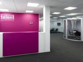 telent_head_office_refurbishment_reception_desk