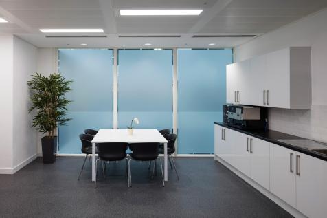 Image of office kitchen refurbishment
