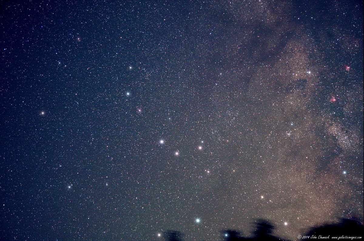 Sagittarius: How to Spot a Cosmic Archer in the Night Sky