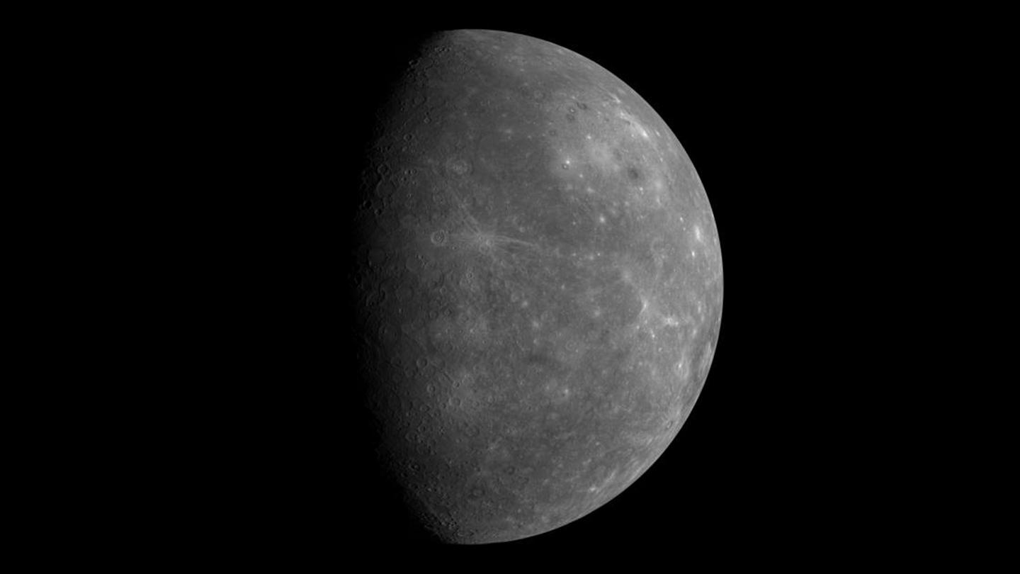 How Big is Mercury?