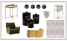 Space and Habit West Elm Home Decor Fall Finds