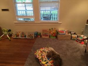 Kids Room Toys After
