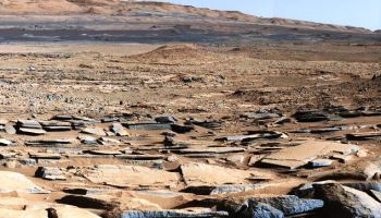 Alien waves on ancient shores: Curiosity confirms lake flourished at Gale Crater