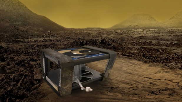 Automaton Rover for Extreme Environments (AREE)