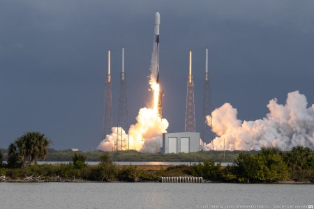 The Transporter-1 mission takes flight from Cape Canaveral Space Force Station. Credit: Theresa Cross / Spaceflight Insider