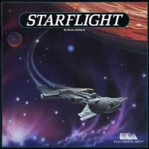 Starflight cover.