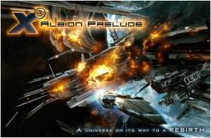 X3: Albion Prelude Logo