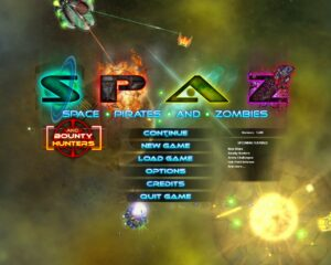 2 - Updated Title Screen for SPAZABH