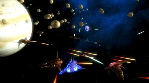 Solar Struggle In-Game Screenshot