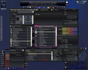 11 - Creating the Aneleron Armed Resupply Ship