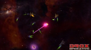 Leigon Ships Launching Fighters!