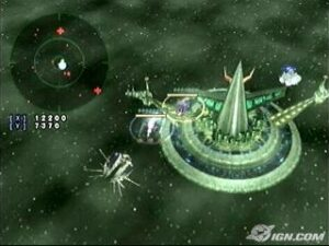Armada for the Sega Dreamcast