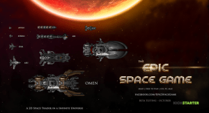 Epic Space Game