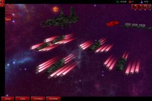Deep Space Settlement Screenshot
