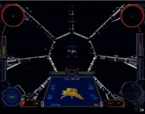 TIE Fighter Entry 1 Screenshot