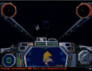 TIE Fighter Entry 3 Screenshot