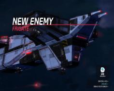 Welcome Enemy Frigate!