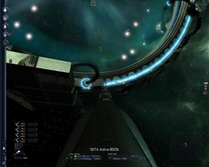 Autopilot Flew Me RIGHT INTO A GATE!