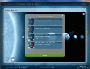 Programs Contain Individual Missions