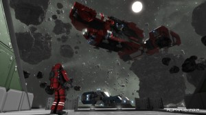 There Goes the Ship with the Money I Paid for the Miner Wars MMO...
