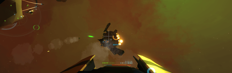 Join me Friday, 5/23 at 3 PM Pacific for Streaming of Enemy Starfighter (and maybe Privateer 2)