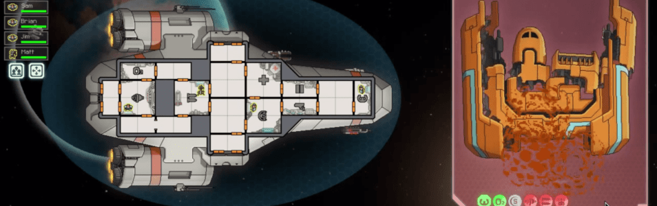 FTL: Flailing, Failing and Freaking Out