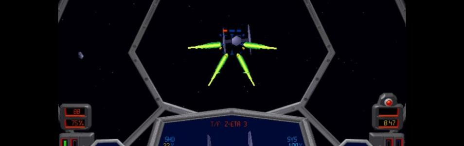 Let's Play TIE Fighter – Entry 32 – Freaking FINALLY