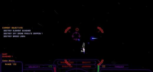 Combat in Tachyon is Always a Good Time.