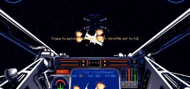 X-Wing vs. TIE Fighter – Testing the GOG Version (Spoiler: IT'S AWESOME)