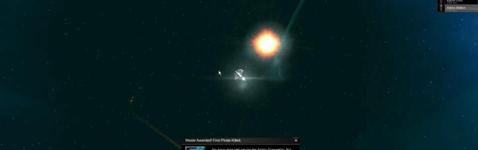 Born in a Browser – Astrox – Fun Streamlined Gameplay