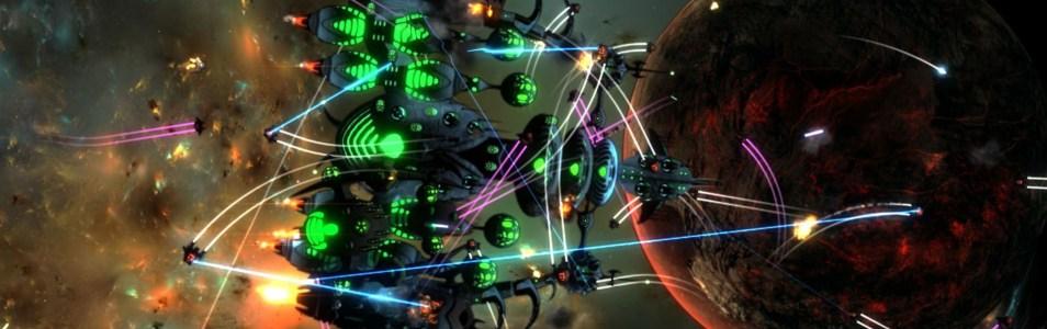 You Can Now Pre-Order Gratuitous Space Battles 2!