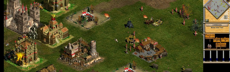 Down to Earth – Seven Kingdoms 2 (i.e. The Sneakiest RTS Ever)