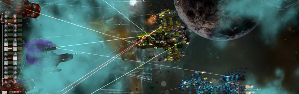 Gratuitous Space Battles 2 Review – Battles, Blasts and Bugs!
