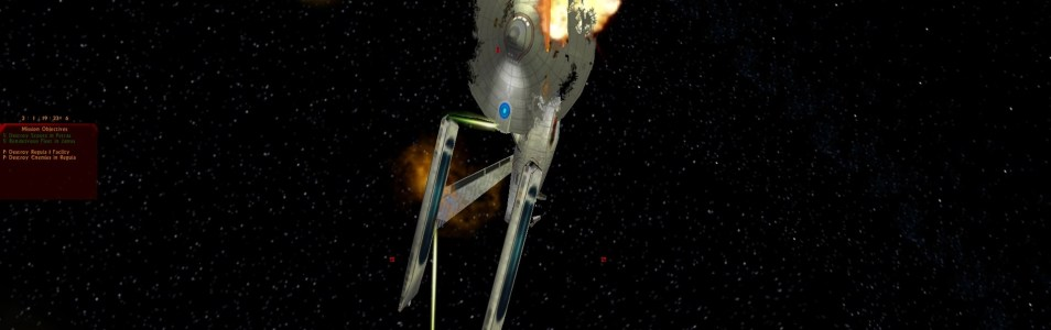 Let's Play Klingon Academy – Entry 5 – That…Went Well…