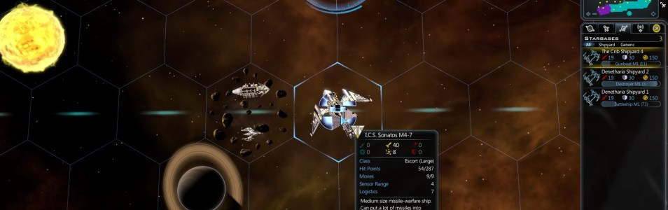 Let's Play Galactic Civilizations III – Entry 6 – Biding My Time