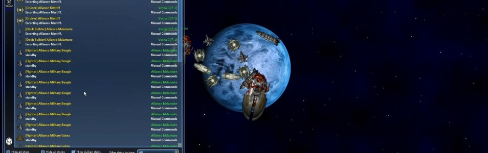 Let's Play Unending Galaxy – Entry 1 – Settling the Lost Fleet