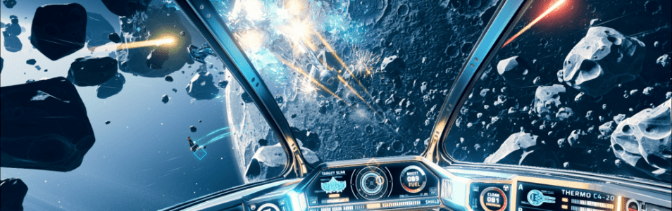 SGJ Podcast #120 – Everspace – Sometimes Dying is a Good Thing!