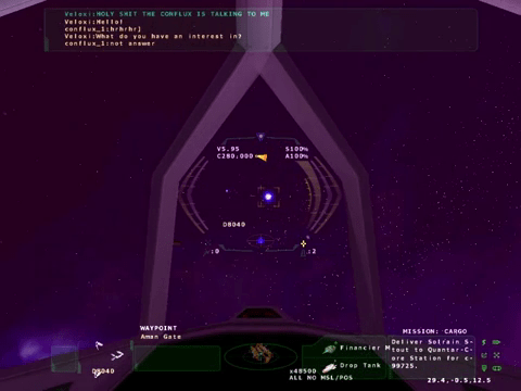 Jumpgate Nearly Killed Me This Past Weekend    | Space Game Junkie