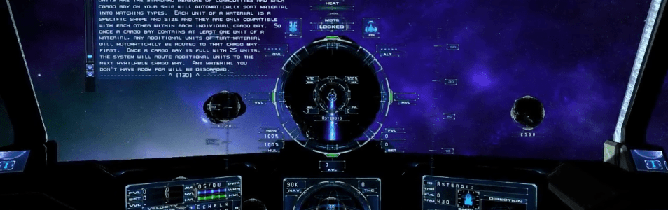 Let's Play Evochron Legacy – Entry 1 – Basic Training and Missions