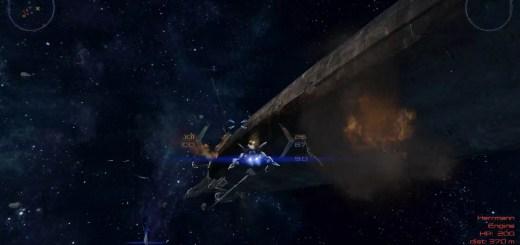 Damn Space Zeppelins!