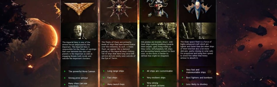 Let's Play Battlefleet Gothic: Armada – Entry 4 – Custom Fun?