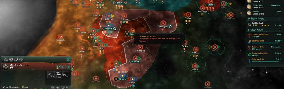 Let's Play Stellaris – Entry 10 – You Always Have a Choice…