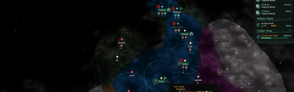 Let's Play Stellaris – Entry 5 – Backed into a Corner